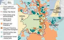PM Netanyahu tentang Yerusalem: Palestina mesti menerima kenyataan