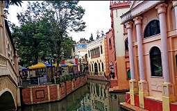 Venesia 'Pindah' ke Cianjur