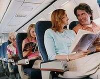 Tips Menghindari Flu di Pesawat