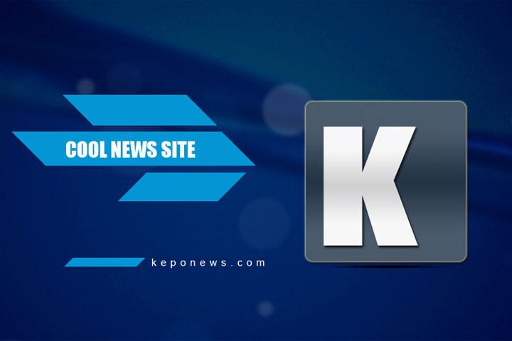 Unik, saat musim panas taman ini berubah jadi danau yang indah banget