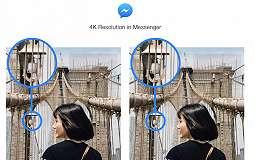 Facebook Messenger  Akan Memungkinkan Anda Kirim Foto 4K