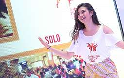 Ikut Indonesia Menari 2017, Yuki Kato Merasa Tertantang