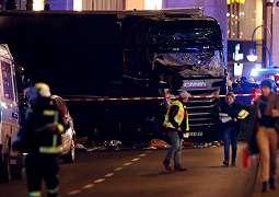 'Pengungsi' ditahan karena serangan truk di pasar Natal Berlin