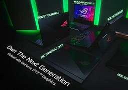 ASUS Kembali Kenalkan Laptop Gaming Terbarunya, ASUS ROG Zephyrus S GX701 dan GX503