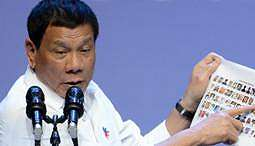 Komisi HAM akan selidiki 'pengakuan membunuh' Presiden Duterte