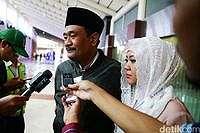 Djarot Ajak Keluarga Umrah, Berdoa agar RI dan Jakarta Makin Aman dan Toleran