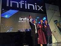 Infinix Rilis Zero 4 & Zero 4 Plus, Usung Prosesor 10 Core!