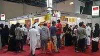 Furnitur Kayu dan Akrilik Indonesia Laris Manis di Pameran Arab Saudi