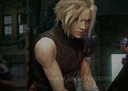 Final Fantasy VII Remake Rilis Screenshot Baru
