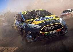 Spesifikasi PC untuk Dirt Rally 2.0