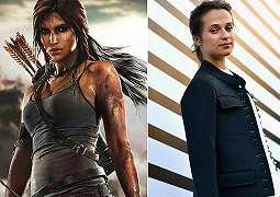 Reboot Tomb Raider: Foto Perdana Alicia Vikander Sebagai Lara Croft