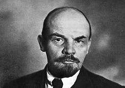 Penggerak Revolusi Komunis Dunia - Lenin
