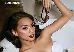 Galeri Foto Seksi Asmara Abigail - Fhm Indonesia July