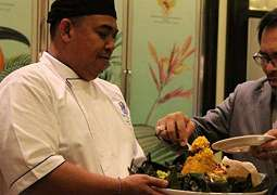 Promo Wisata 10 New Bali Lewat Festival Kuliner Flavours of Indonesia