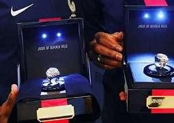Tiru NBA, Pogba Bikin Cincin Juara Dunia untuk Skuat Prancis