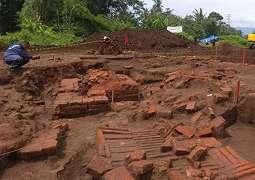 Situs Pra-Majapahit di Malang Ditengarai Istana Raja atau Peribadatan
