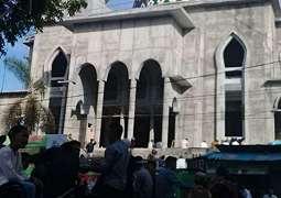 Ormas Kristen Kawal Salat Ied di Masjid Pertama di Manado