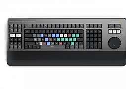 DaVinci Resolve Editor Keyboard: Dilengkapi Dial Putar dan Tombol-Tombol Khusus Untuk Mempercepat Alur Kerja