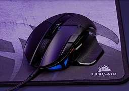 Corsair Nightsword RGB: Mouse Gaming dengan 18.000 DPI PixArt dan Pendeteksi Titik Pusat Gravitasi