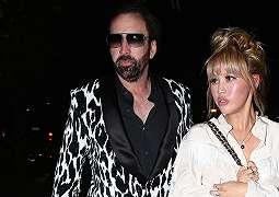 Baru Nikah 4 Hari, Nicolas Cage Ceraikan Istri