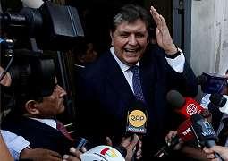 Mantan Presiden Peru bunuh diri ketika akan ditangkap
