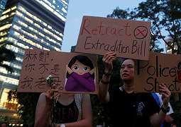 Picu Demo Besar-besaran, Hong Kong Tangguhkan RUU Ekstradisi