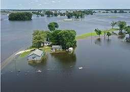 Amerika Serikat Banjir akibat Hujan Berkepanjangan dan Perubahan Iklim