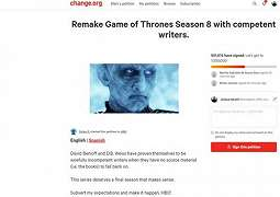 500 Ribu Fans Bikin Petisi Minta Game of Thrones Season 8 Dibuat Ulang