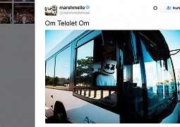 Video DJ Marshmello Kena Tangan Usil Netizen