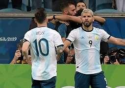Copa America 2019: Bungkam Qatar, Argentina Dampingi Kolombia ke-8 Besar